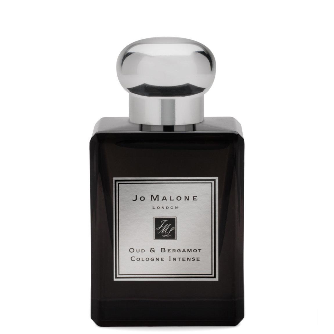 Jo Malone London Oud & Bergamot Cologne Intense 50 ml product swatch.