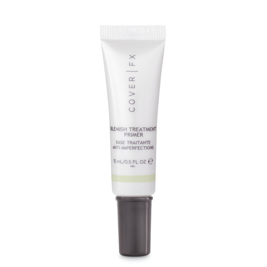 Cover FX Blemish Treatment Primer product smear.