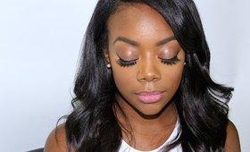 Nicki Minaj Summer Jam 2014 Inspired Makeup