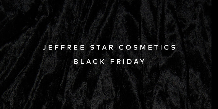 Shop Jeffree Star Cosmetics Black Friday Event on Beautylish.com