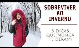 5 Dicas de Roupa de Frio para Sobreviver ao Inverno Canadense