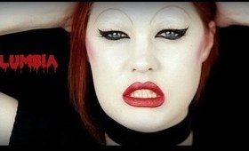 The Rocky Horror Picture Show - Columbia Make Up Tutorial