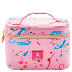 Jeffree Star Cosmetics Travel Makeup Bag Pink Jawbreaker