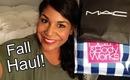Fall Haul ♡ MAC, Ulta, & BBW!