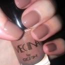 Mocca nails :)