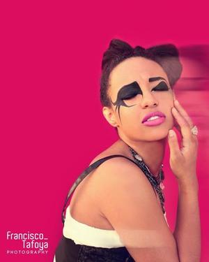 Model - Chelsea Alyssa Kidd Makeup - Nelly Chanel Hair - Nelly Chanel Clothing designer - Salvador Castaneda  Photographer - Francisco Tafoya