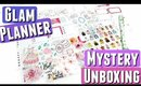 Glam Planner Mystery Kit: MAY UNBOXING , Monthly Unboxing, Monthly Mystery Subscription