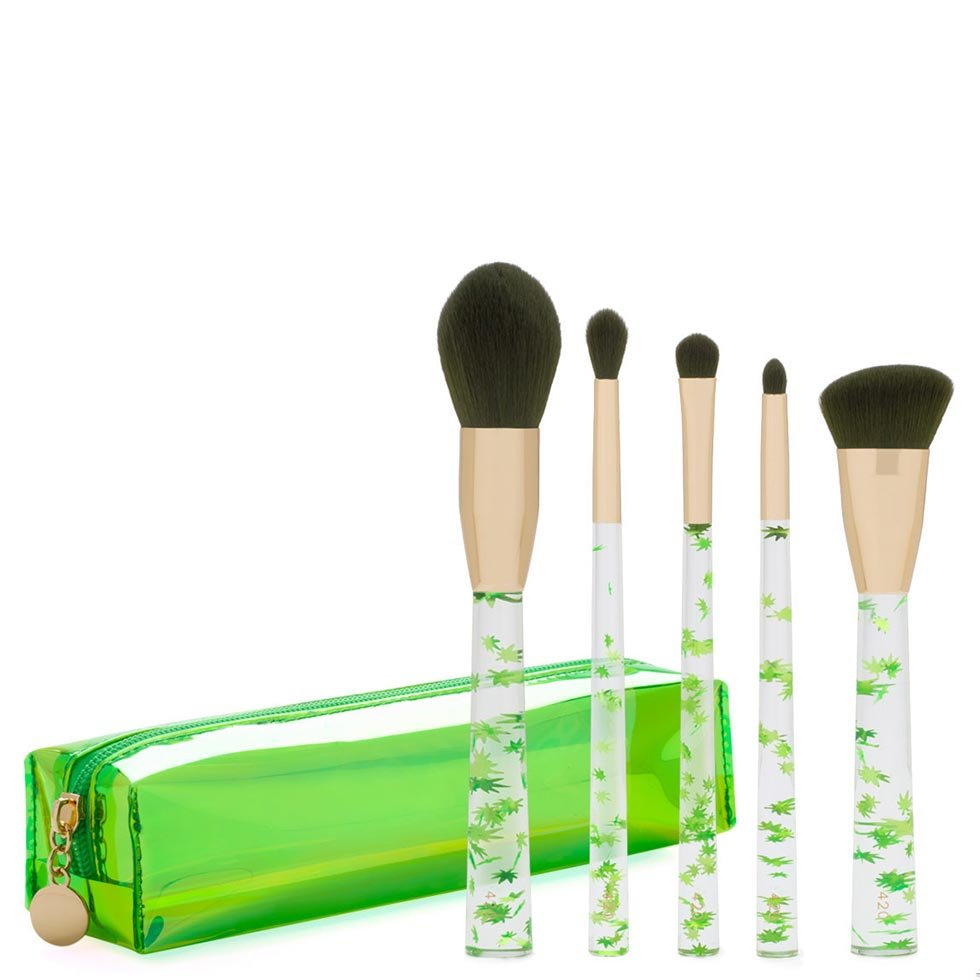 Beautylish Presents The 420 Brush Collection