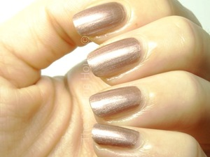 Swatch and review on the blog - http://thesortinghouse.co.uk/nails/max-factor-elegant-mauve-swatch-and-review/