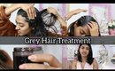 Grey Hair - 5 DIYs to Prevent & Reverse Greying Hair |Premature Grey Hair Treatment | SuperWowStyle