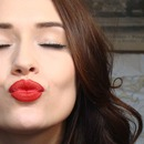 Pucker-Up Red Lips