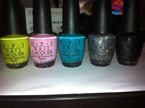 Nicki Minaj Opi collection 2012