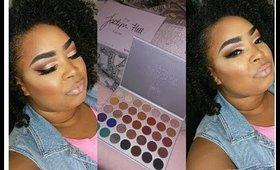 Jacklyn Hill palette look