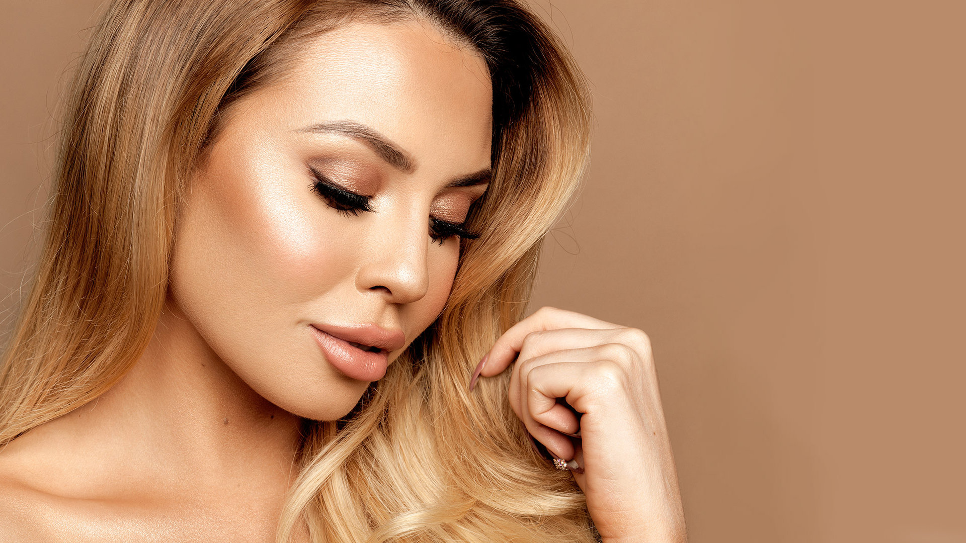 Image result for glowy skin