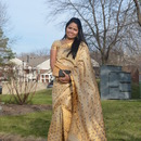 Ethnic dress from India