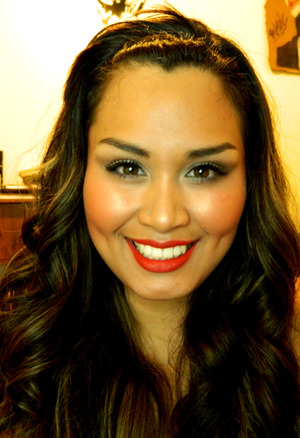 what do you think of my red lips?