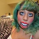Marionette Make-up