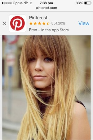 What Ombr 233 Balayage Would Suit Me Beautylish