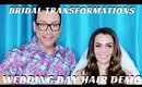 LONG LASTING WAVES & VOLUME BRIDAL HAIR TUTORIAL- mathias4makeup
