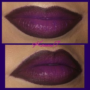 Plum ShakeDown!  Dark lips are always my Go To. I can't get enough! Fall hurry. :) I used:  NYX Lip Liner in Black Lips. Maybelline Color Sensational Lipstick in Lavender Voltage.  NYX Soft Matte Lip Cream in Transylvania.  To clean up the edges I used  NYX Wonder Pencil in Light. #Makeup #beauty #Beautyshot #beautyproducts #cosmetics #makeuplook #lips #dark #purplelips #blacklips #Transylvania #nyxcosmetics #maybelline #lavendervoltage #fall #rock #fashion #fun #instamakeup #instabeauty #wonderpencil #kroze17