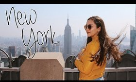 LADIES TRIP TO NEW YORK CITY VLOG - LifeWithTrina