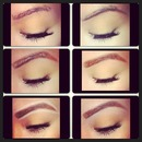 How I do my brows