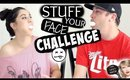 Stuff Your Face - CHALLENGE