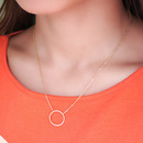 Perfect Circle Necklace
