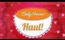 ♡ Sally Hansen Nail Polish Haul! ♡