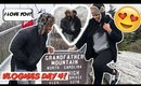 THE MOMENT YOU BEEN WAITING FOR! MANNIE FINALLY DID IT | VLOGMAS DAY 4