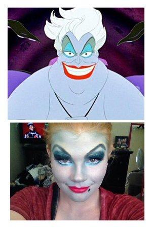 A look alike of Ursula!! Hope you like it