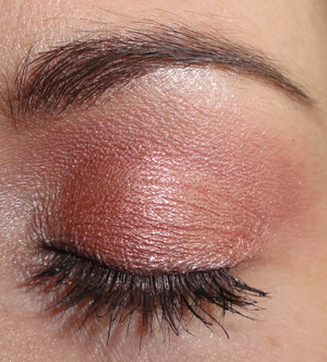 Pinkish Coral Makeup of the Day