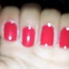 Simple Chrismas Nails