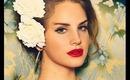 Lana Del Rey Inspired Makeup Tutorial