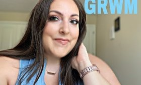GRWM | STRUGGLING & TRYING TO FIND MY NEW NORMAL