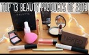 Top 13 Beauty Products of 2013 | OliviaMakeupChannel