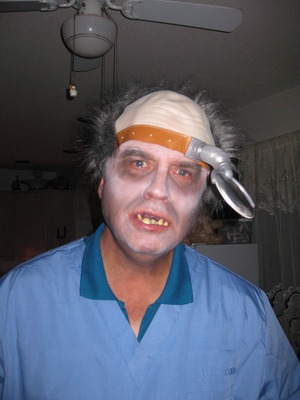 My Dad as a Psycho Surgeon