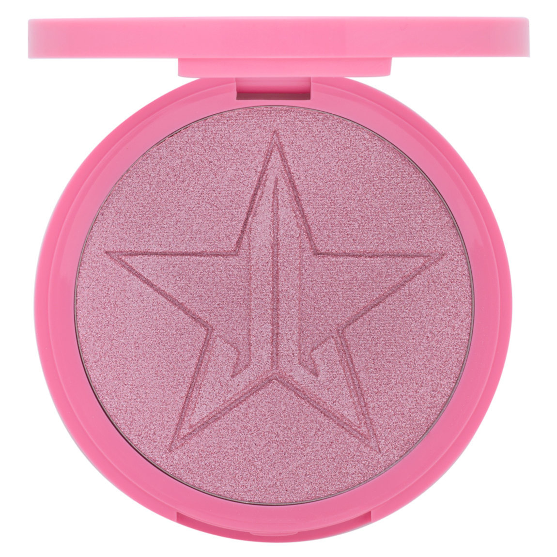 Jeffree Star Cosmetics Skin Frost Neffree product swatch.
