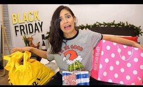 Black Friday Haul 2019 + Giveaway! | Bethany Mota