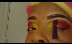 Pink Lemonaid Makeup Tutorial