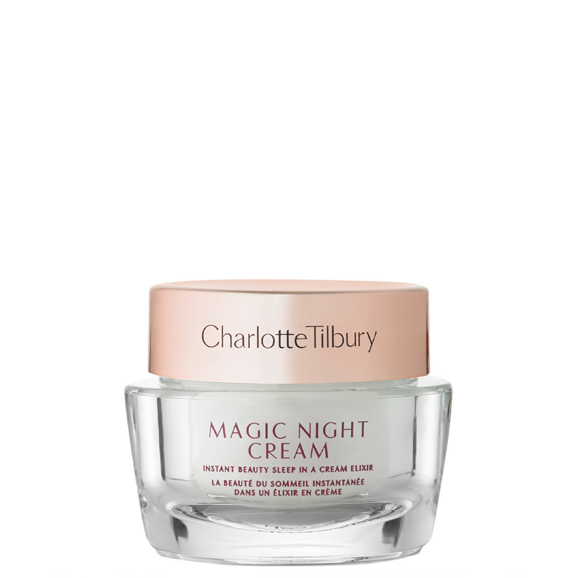 Charlotte Tilbury Magic Night Cream Travel Size alternative view 1 - product swatch.
