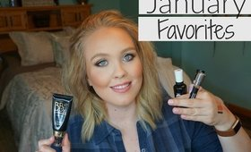 January Favorites 2017   Makeup and Hair