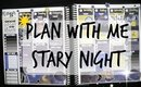 Plan With Me: Stary Nights (ft Planning Roses)