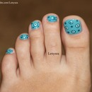 Toe Nail Art Design for Beginners