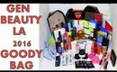GenBeauty LA Goody Bag 2016