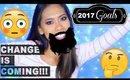 Change is Coming!! (2017 Goal) | AirahMorenaTV