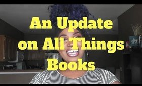 Book Events, Stuffs and Other Updates