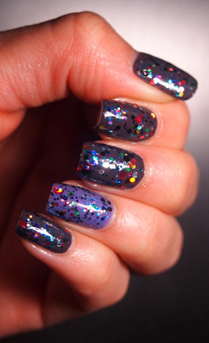 Essence Oh My Glitter! Essie Smokin' Hot Hit Polish Lacquer Me Silly