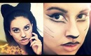 Halloween Cat Makeup | Fashion Magazine #33