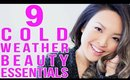 9 Cold-Weather Beauty Essentials I Can't Survive Without!